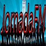 Logo da emissora Rádio Jornada FM