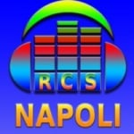 Logo da emissora Radio RCS Napoli 87.9 - 88.6 Mhz