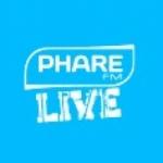 Logo da emissora Phare FM Live