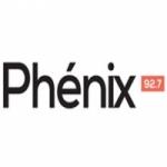 Logo da emissora Radio Phenix 92.7 FM