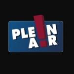 Logo da emissora Plein Air