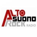 Logo da emissora Radio Alto Suono Rock