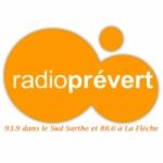 Logo da emissora Radio Prévert 88.6 FM