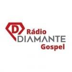 Logo da emissora Rádio Diamante Gospel