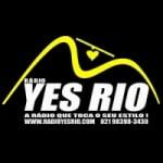 Logo da emissora Rádio Yes Rio