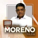 Logo da emissora Rádio Moreno Online