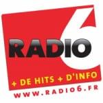 Logo da emissora Radio 6 FM 90.6 FM