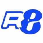 Logo da emissora Radio 8 Ardennes 98.6 FM