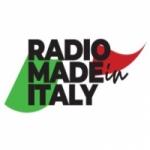 Logo da emissora Radio Made in Italy