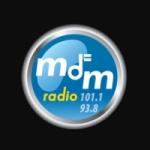Logo da emissora MDM 101.1 FM
