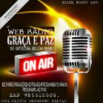Logo da emissora Rádio Graça e Paz