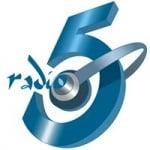 Logo da emissora Radio 5 94.8 FM