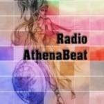 Logo da emissora Radio Athena Beat
