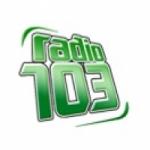 Logo da emissora Radio 103
