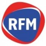 Logo da emissora RFM 103.9 FM