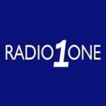 Logo da emissora Radio 1 One 99.8 FM