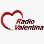 Logo da emissora Radio Valentina 96.1 FM