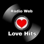 Logo da emissora Rádio Love Hits