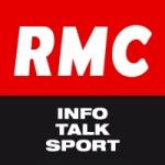 Logo da emissora RMC Info