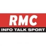 Logo da emissora Radio RMC 103.1 FM