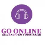 Logo da emissora Rádio GO Online