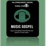 Logo da emissora Web Rádio Music Gospel
