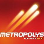 Logo da emissora Radio Metropolys 97.6 FM