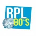 Logo da emissora RPL 80´s