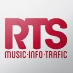 Logo da emissora RTS 106.7 FM
