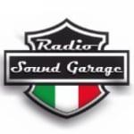 Logo da emissora Radio Sound Garage