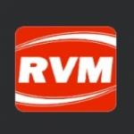 Logo da emissora RVM 88.6 FM