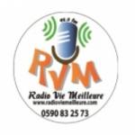 Logo da emissora RVM 93.3 FM