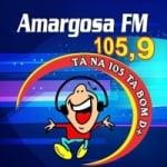 Logo da emissora Rádio Amargosa FM
