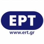 Logo da emissora ERT Proto Programma 91.6 FM - 105.8 FM