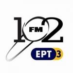 Logo da emissora ERT3 102 FM
