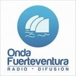 Logo da emissora Onda Fuerteventura 91.2 FM