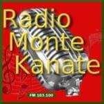 Logo da emissora Radio Monte Kanate