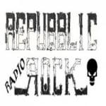 Logo da emissora Repubblic Rock Radio