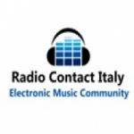 Logo da emissora Radio Contact Italy