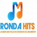 Logo da emissora Rádio Ronda Hits