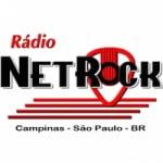 Logo da emissora Rádio Net Rock