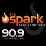 Logo da emissora KWRB 90.9 FM