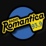 Logo da emissora Radio Romantica 93.9