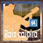 Logo da emissora Raiz caipira