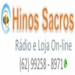 Logo da emissora Web Rádio Hinos Sacros