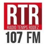 Logo da emissora Radio Temps Rodez 107 FM