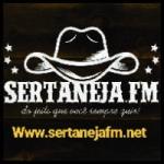 Logo da emissora Rádio Sertaneja FM