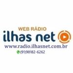 Logo da emissora Web Rádio Ilhas Net