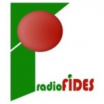 Logo da emissora Radio Fides Cochabamba 94.9 FM