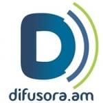 Logo da emissora Rádio Difusora 960 AM